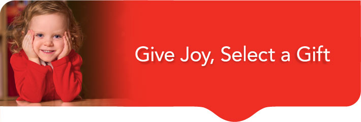 Give Joy, Select a Gift